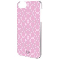 iLuv Chic Hardshell Case for iPhone 5/5s -iCA7H307 - Pink