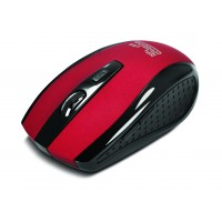 KLIPX KLEVER MOUSE RED