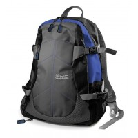 KLIPX NOTEBOOK BACKPACK BLUE