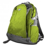 KLIPX NOTEBOOK BACKPACK GREEN