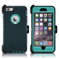 OtterBox iPhone 6 Case - Commuter Series, Black