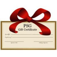 RED FORM GIFTCERTIF W/ENV