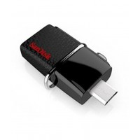 SanDisk 32GB Ultra Dual Otg Usb 3 Memory Stick Flash Back Up Pen Drive 130mb/s