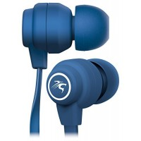 SENTEY EARPHONES X180 BLUE with In-line