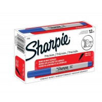 SHARPIE ULTRA FINE POINT BLUE BOX