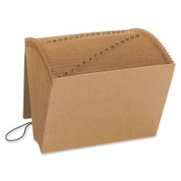 Smead Recycled Kraft Expanding File - Brown
