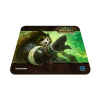 SteelSeries World of Warcraft QcK Gaming Mouse Pad - Panda Monk Edition
