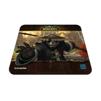 SteelSeries 67261 PANDA FOREST QcK Mouse Pad