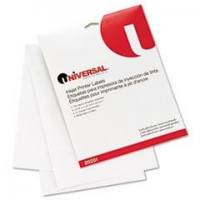UNIVERSAL INKJET LABEL 2-5/8X1 750/PACK