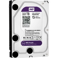 Western Digital WD30PURX 3TB Internal Hard Drive - Purple