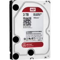 Western Digital WD30EFRX 3.5 3TB 64MB 5400RPM HDD - Red