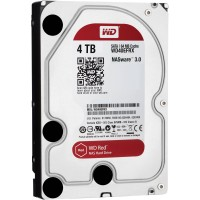 Western Digital WD40EFRX 4TB 5400 RPM 64MB Cache NAS Hard Drive