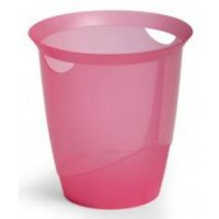 DURABLE WASTE BASKET TREND - PINK