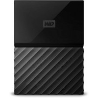 WD PASSPORT 2TB BLACK