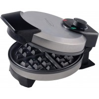 BRENTWOOD WAFFLE MAKER STAINLESS STEEL