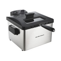 Hamilton Beach Deep Fryer Single Wide Basket