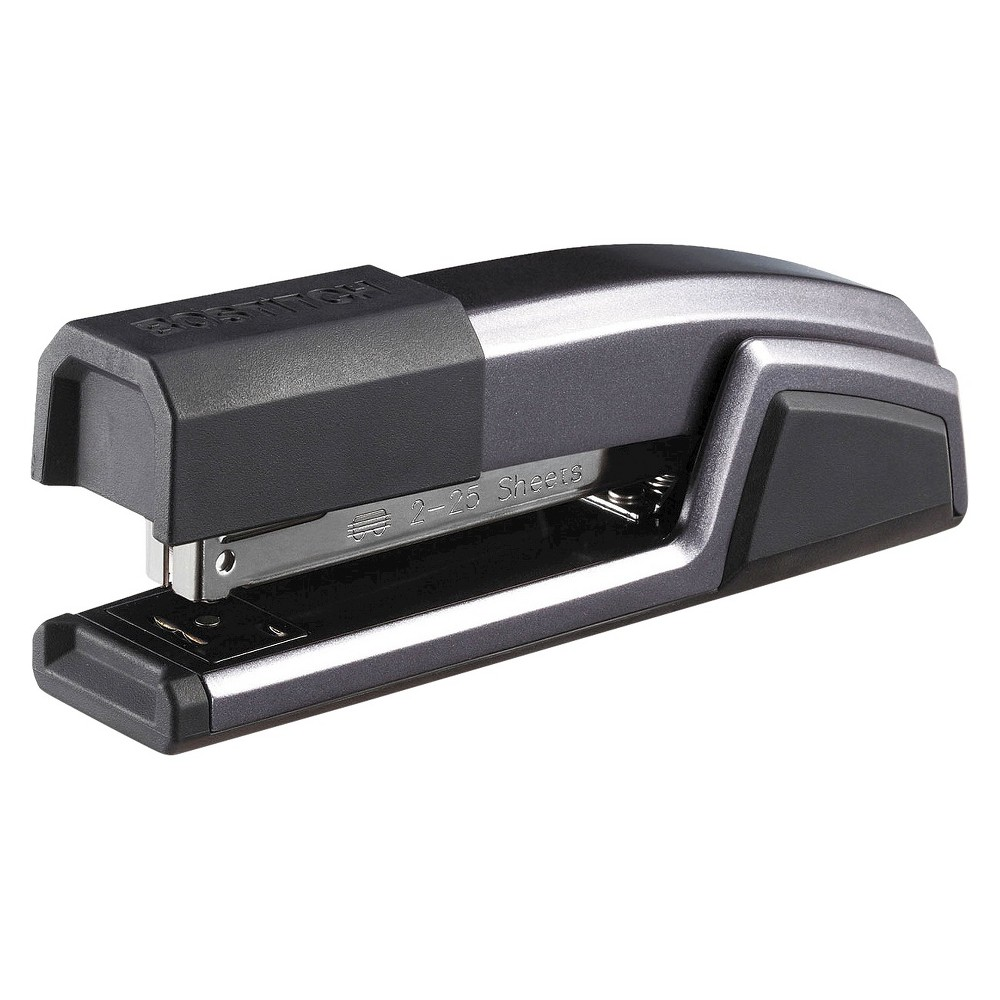 BOSTITCH EPIC STAPLER  25-SHEETS GRAY