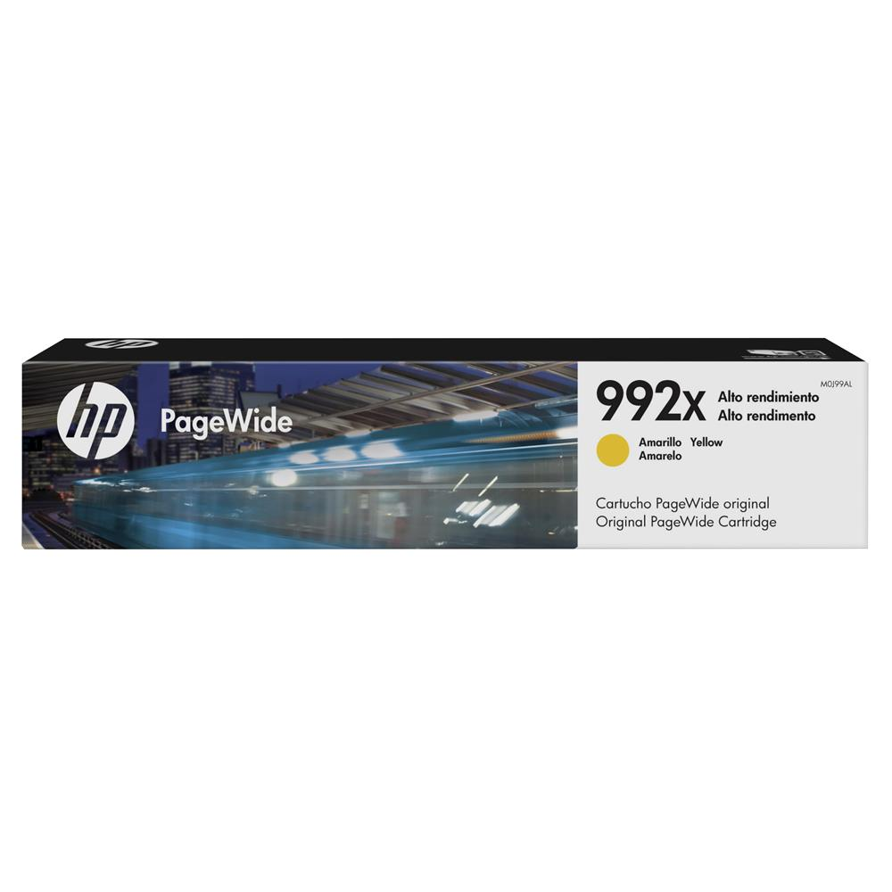 HP TONER 992X YELLOW