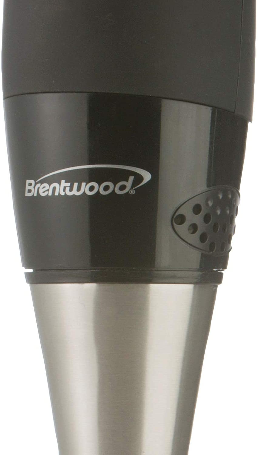 Brentwood Hand Blender 2-Speed 200W, 1, Black