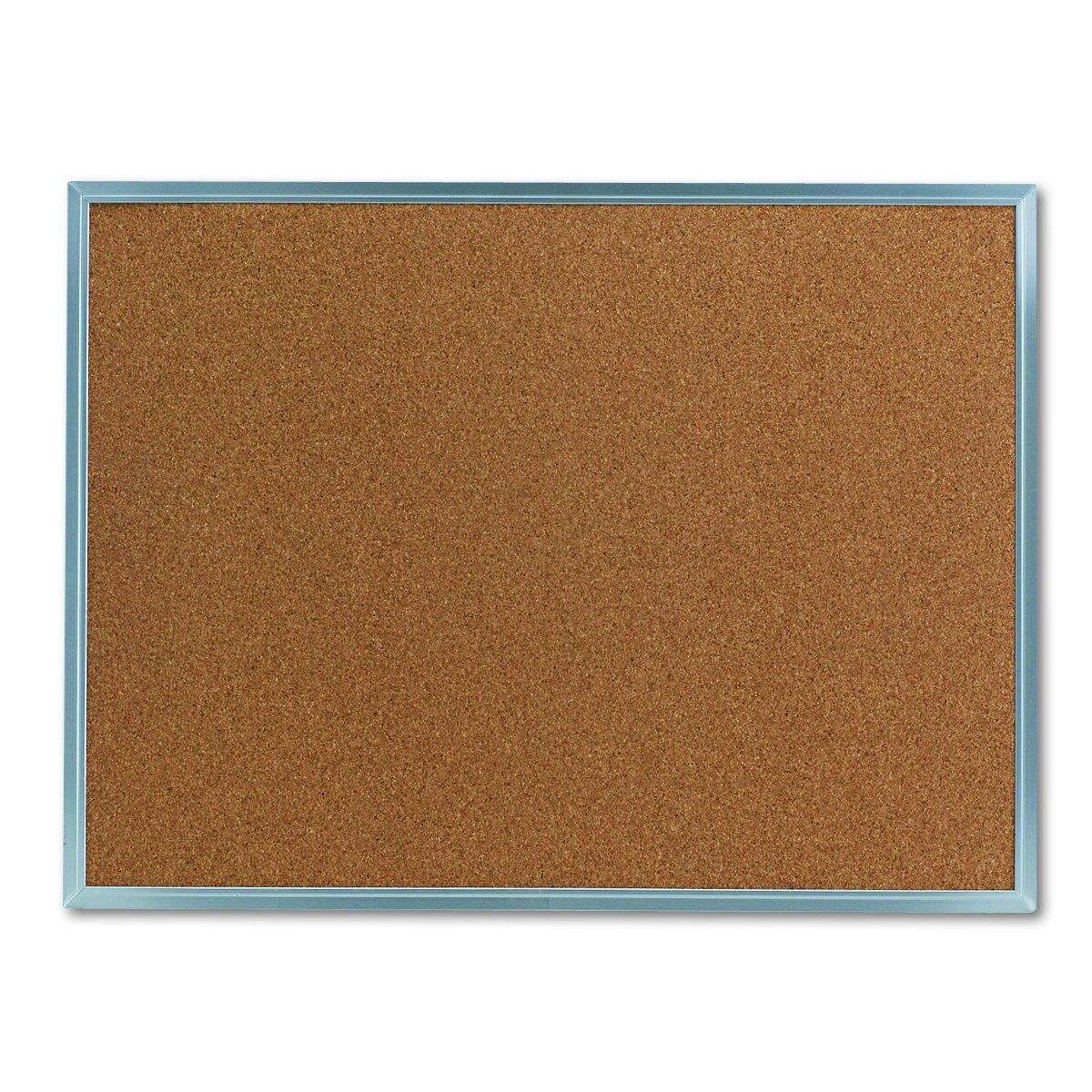 Universal Bulletin Board, Natural Cork, 24 X 18