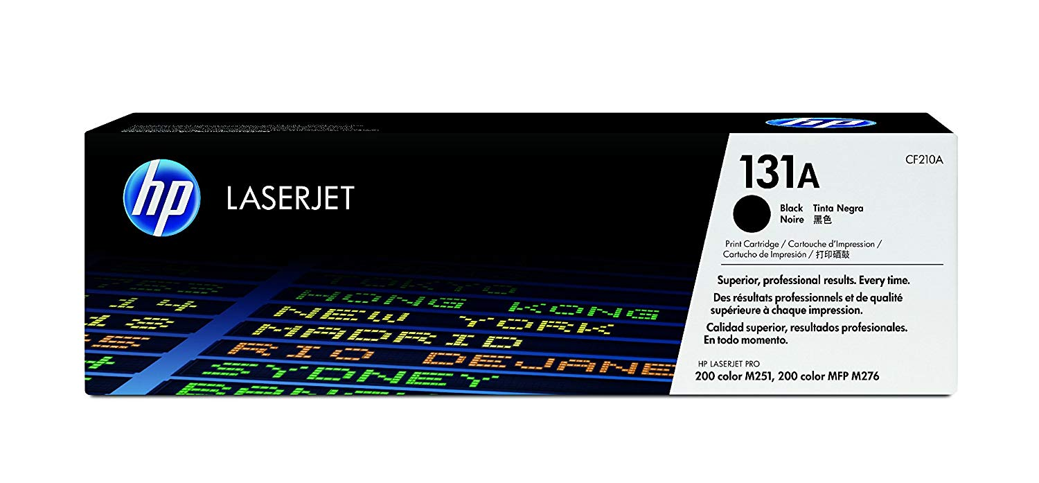HP TONER 131A CF210A BLACK