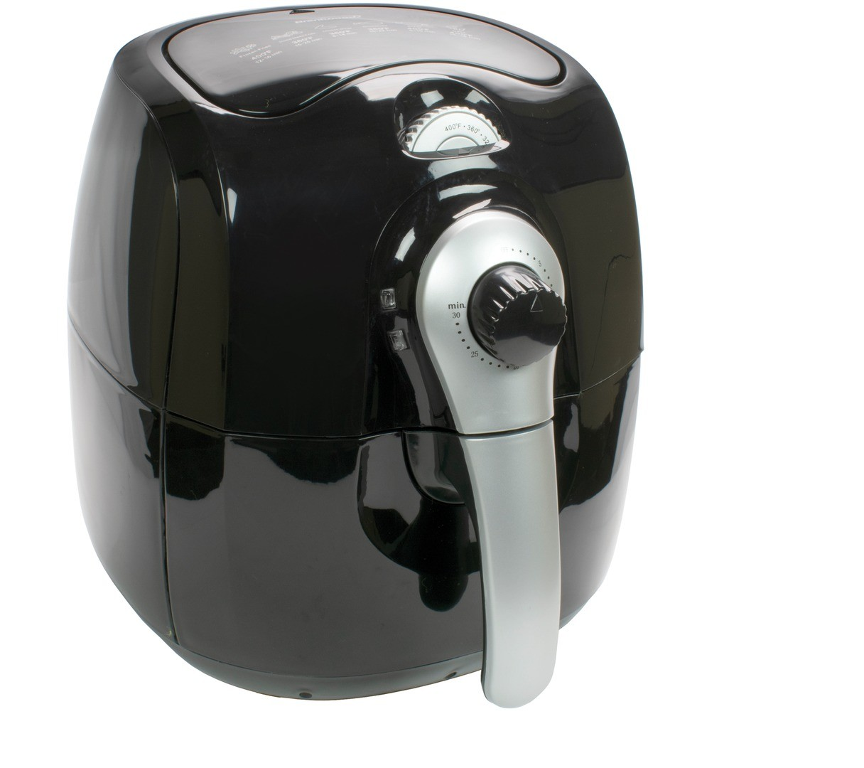 Brentwood Air Fryer 1400W 3.7-Quart