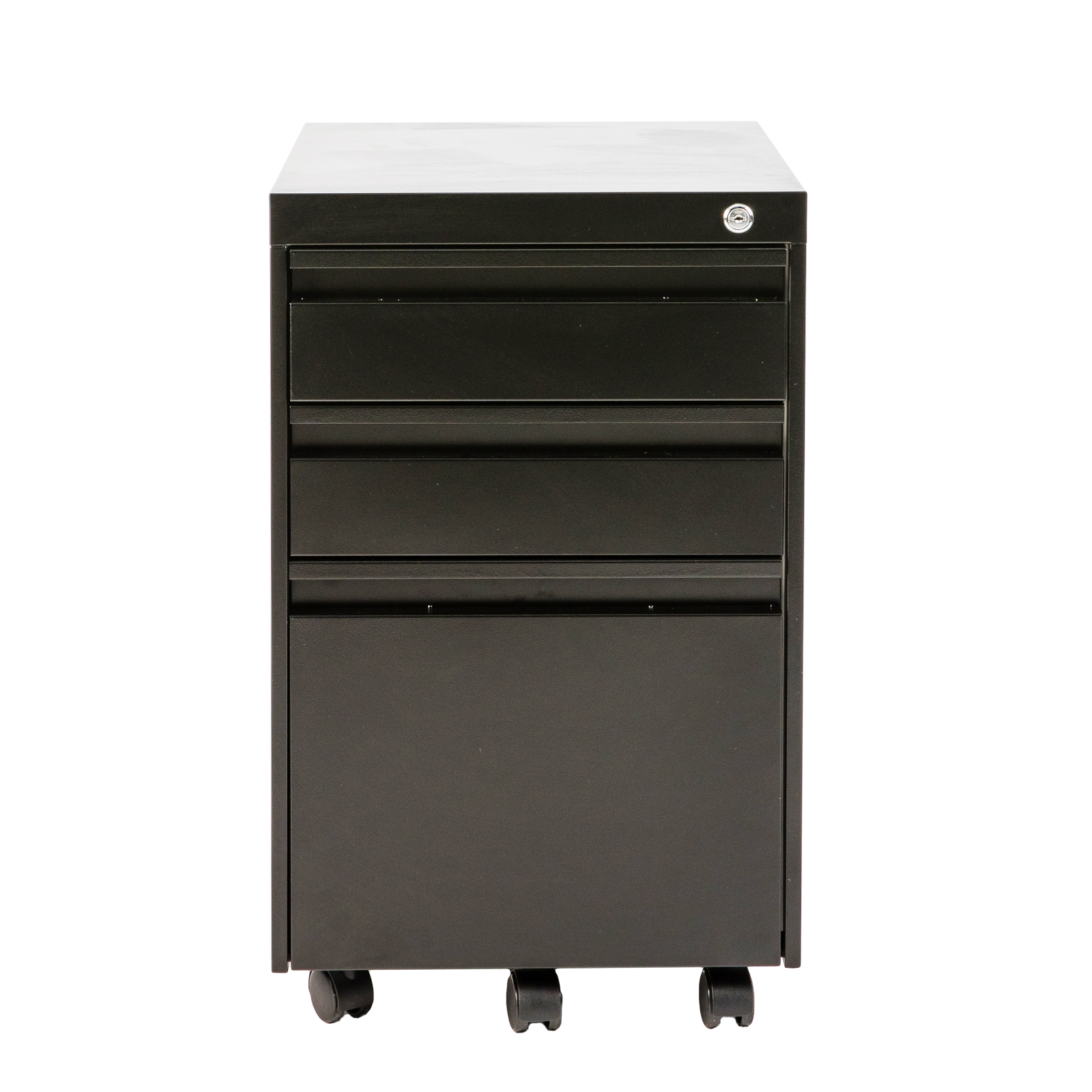 BREVIS 3 DRAWER BLACK BY MESA
