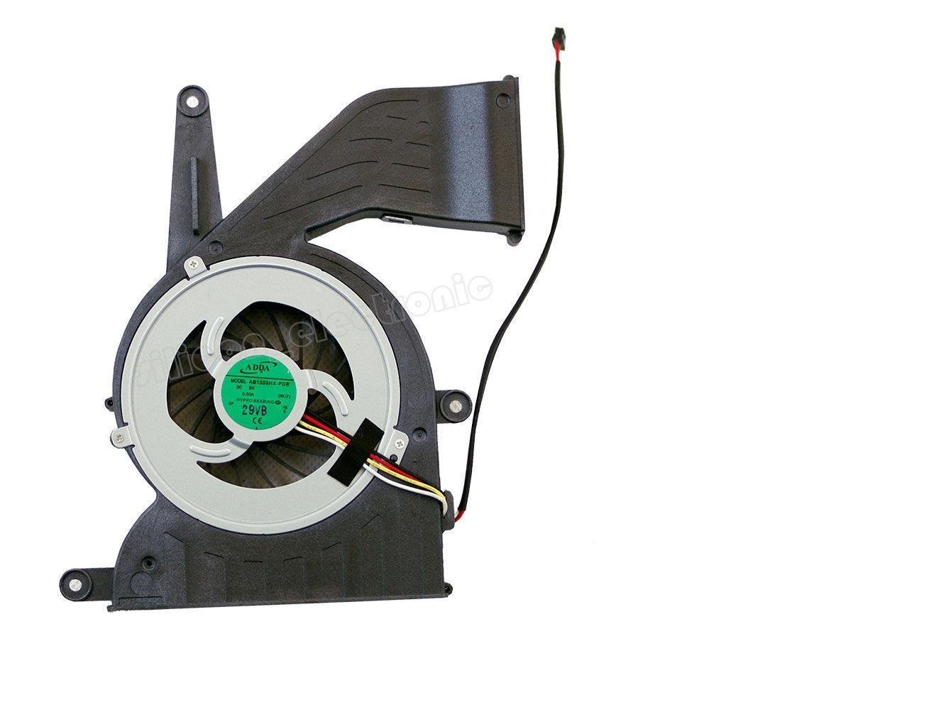 New CPU cooling fan For HP OMNI AIO 120-1132 120 12 658909-001 AB1305HX-PDB Fan